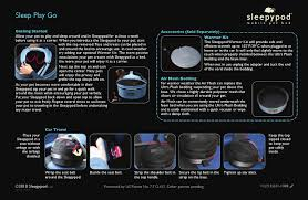 Sleepypod Mobile Pet Bed Sleepypod Mobile Pet Bed Instruction Card By Sleepypod Issuu