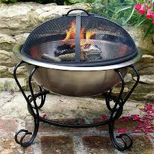 Fire Pits Propane Design Portable Gas Fire Pit Propane Outdoor Fireplace Fire Pit