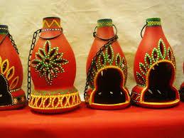 shopping for home decor items the sinhas at no 302 raaga arts and grameena angadi ethnic