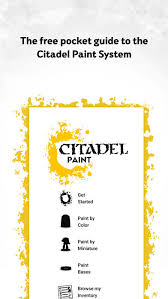 citadel paint the app on the app store