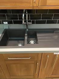 b q kitchen sinks composite quartz sink b q kitchen remodel pinterest sinks