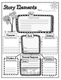 reading graphic organizers for reading comprehension literature