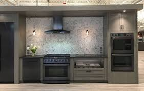 pictures of white kitchen cabinets with black stainless appliances should you buy black stainless steel appliances reviews