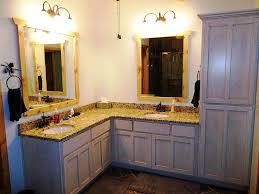 Design For Corner Bathroom Vanities Ideas Corner Bathroom Vanity Maximizing Ideas