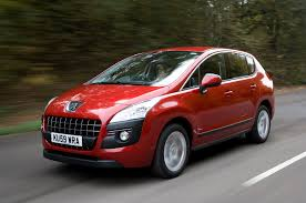 car peugeot price peugeot 3008 2009 2016 review 2017 autocar