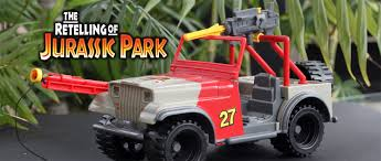 jurassic park car toy raisch studios family films and history in development