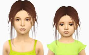 childs hairstyles sims 4 leah lillith s lacuna child toddler conversion by simiracle sims