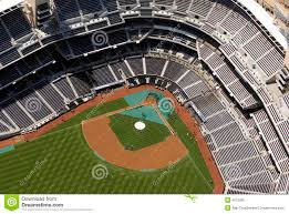 Petco Park Map Petco Park Home Of The San Diego Padres Editorial Photo Image