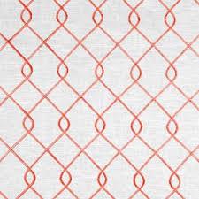 Classic Roman Shades - custom classic roman shade valance rico embroidered coral u2013 white