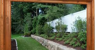Fence Line Landscaping by Landscape Ideas Along Fence Line Landscape Ideas Tutorial Download