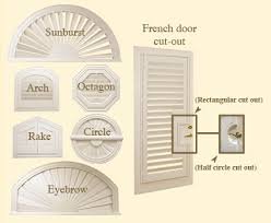 Wood Blinds For Arched Windows Half Moon Window Shade Roselawnlutheran