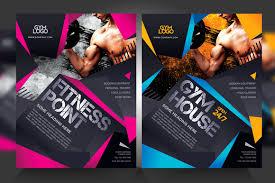 fitness flyer template check out fitness flyer v1 by satgur design studio on