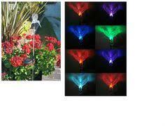 Hummingbird Garden Decor Solar Powered Outdoor Light Hummingbird Garden Yard Decor Stake