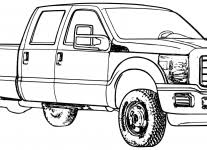 trucks coloring pages wallpaper download cucumberpress