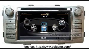 toyota main radio removal for toyota hilux auto a v in dash dvd player 3g usb