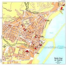 Sky Harbor Terminal Map Santa Cruz De Tenerife Canary Islands Cruise Ship Schedule