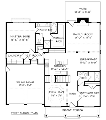 bungalow style house plan 4 beds 4 00 baths 3243 sq ft plan 413 880