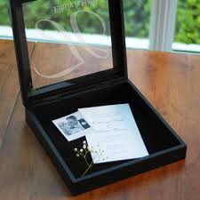 wedding wishes keepsake shadow box wedding wishes keepsake shadow box