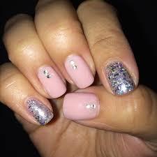 11 nail designs pink and silver nail designs pale pink nails pink