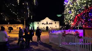 downtown san antonio christmas lights san antonio river walk holiday lights youtube