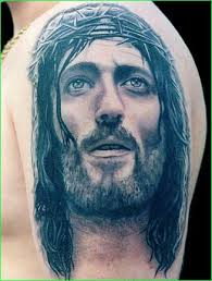 25 inspiration jesus tattoos
