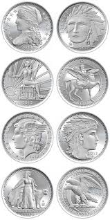 favorite prettiest most significant silver coin bar or round