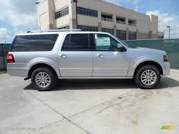 ford expedition el ingot silver metallic 2012 ford expedition el limited exterior