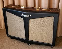 custom guitar cabinet makers siegmund guitars and amps custom handmade unique original