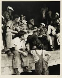 Popular Depression-era Photos by Eudora Welty on Exhibit at Todd Art  @LI12