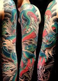 japanese dragon tattoos lovetoknow