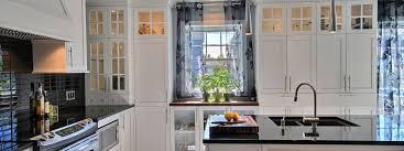 cuisine blanche classique de noir et de blanc richard levesque