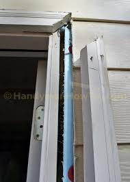 Exterior Door Repair Garage Door Repair Impressive Remove Exterior Door Brick
