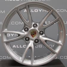 porsche carrera wheels porsche 911 997 carrera 2 s classic 5 spoke 19 inch silver alloy wheel
