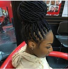 faux dreads with marley hair all you need to know about installing faux locs on your natural hair