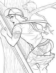 Cheesecake Boys Is The Queer Pin Up Coloring Book We Didn T Know Pin Up Coloring Pages