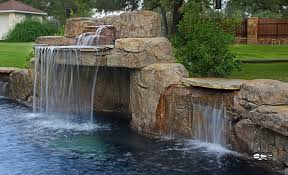 water features special water features custom features by lew akins ocean quest