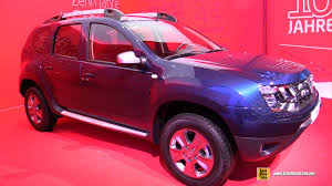 renault duster 2015 interior 2015 dacia duster 4wd exterior and interior walkaround 2015