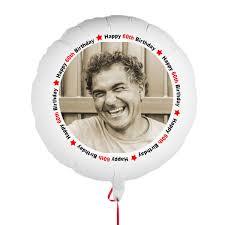personalised birthday balloons 60th birthday personalised balloon