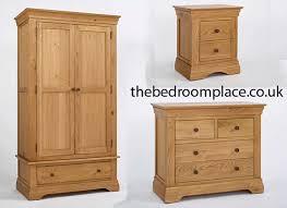 Oak Veneer Bedroom Furniture by Normandy Oak Bedroom Furniture
