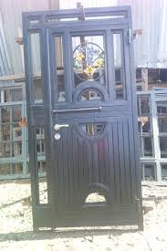 Metal Door Designs Steel Doors And Gates Locally Made U2013 A4architect Com Nairobi
