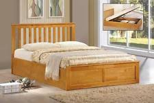 double gas lift storage bed ebay
