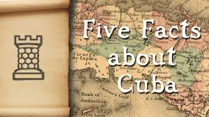 five interesting facts about cuba