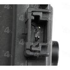 pontiac grand prix hvac heater blend door actuator replacement