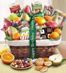 fruit delivery gifts birthday fruit basket