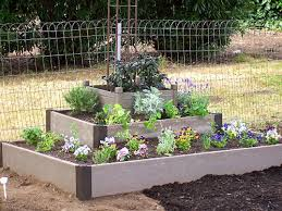 how to build a garden bed home outdoor decoration