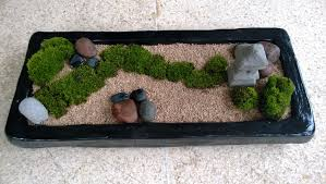black rectangle mini zen garden diy mini zen garden pinterest