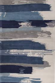 Modern Blue Rug Jaipur Rugs Luli Sanchez En Casa Tufted Painterly Rugs Rugs