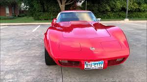 1975 corvette stingray for sale 14 500 for sale 1975 l82 chevrolet corvette stingray