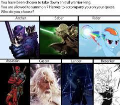 Hawkeye Meme - meme the 7 heroes vs the evil warrior king by madhatter himself on