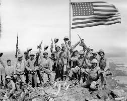 Army Flag Pictures Star Spangled Mystery What Became Of Lost Iwo Jima Flag Raising
